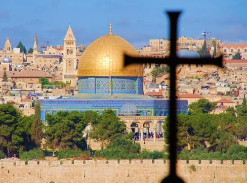 500-Como ayudar la Iglesia Perseguida 2014 - Cristianos perseguidos en Israel y Palestina