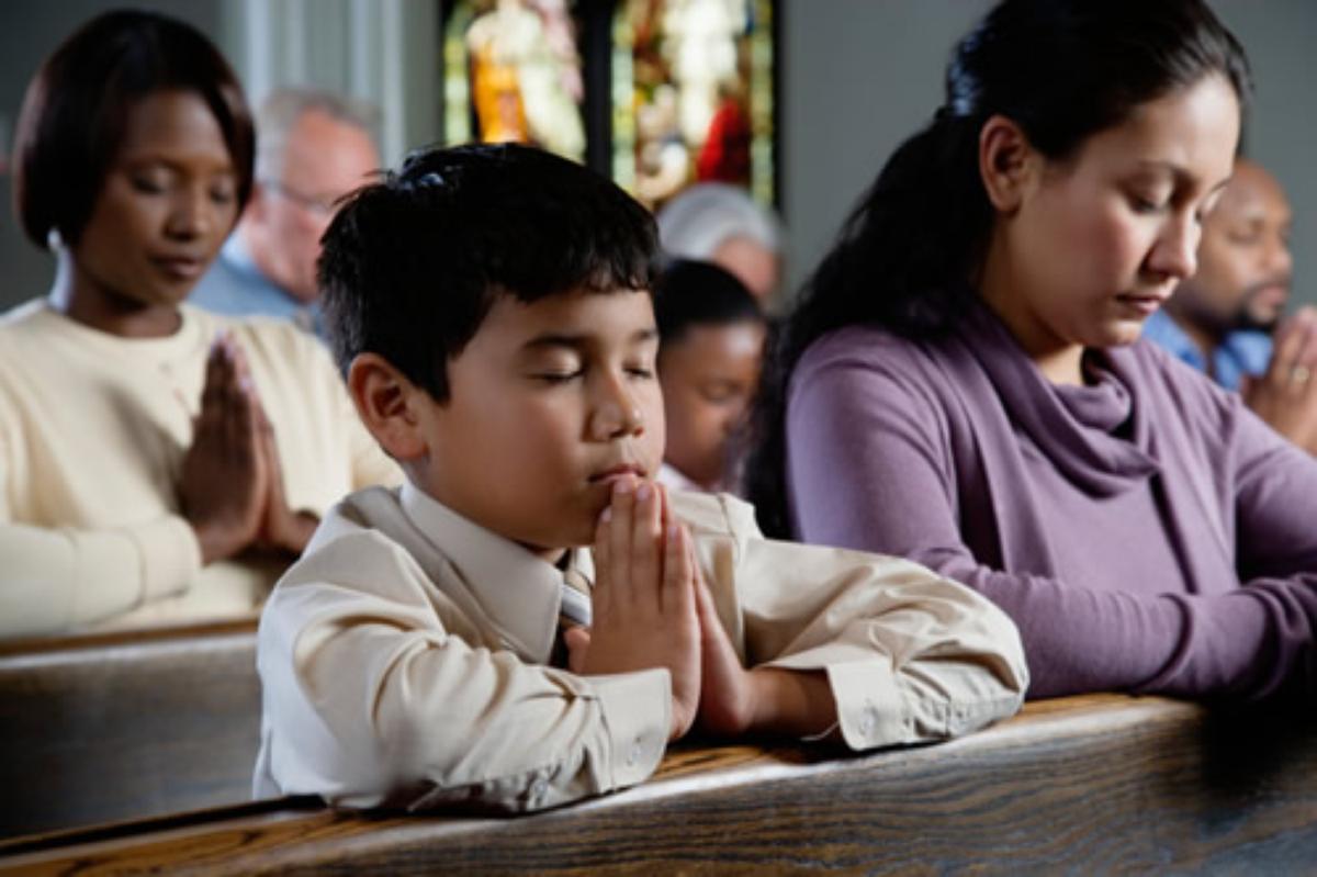 """La ONU afirma que llevar a los niños a la Iglesia es una """"Violación ..."""