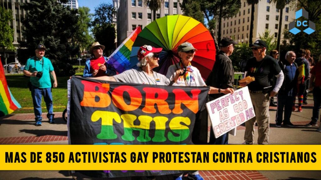 Cristianos Gays Cancelan una conferencia sobre cómo