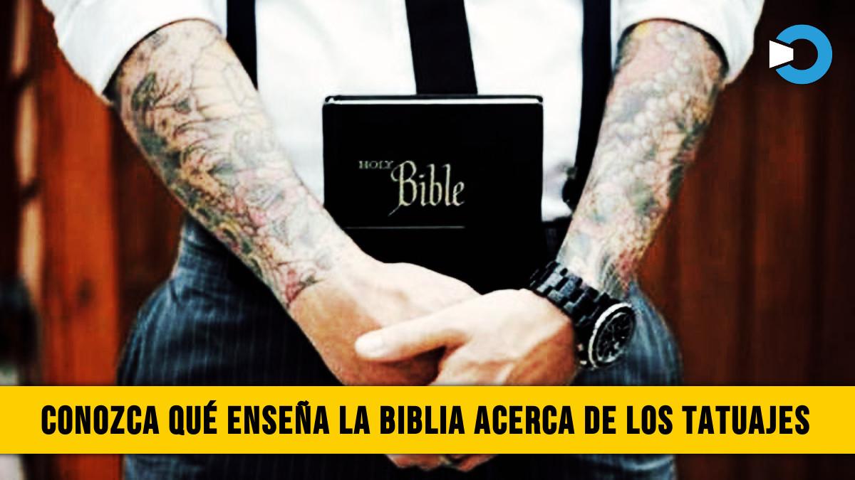 Versiculos De La Biblia Tatuaje S conozca qué enseña la biblia acerca de los tatuajes | diario cristiano