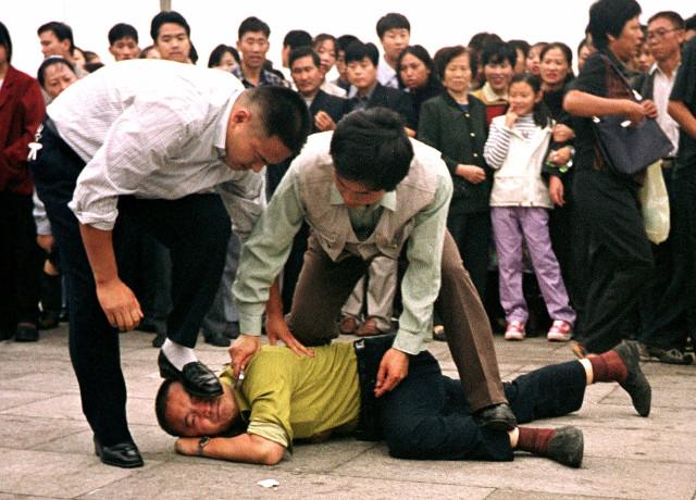 tiananmen-arrest